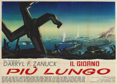 JOUR LE PLUS LONG (le) ZANNUCK Darryl - 1962...
