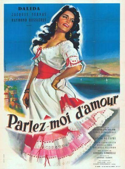 PARLEZ-MOI D'AMOUR SIMONELLI Giorgio C. -...