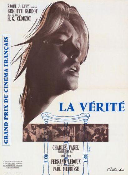 VERITE (la) CLOUZOT Henri-Georges - 1960...