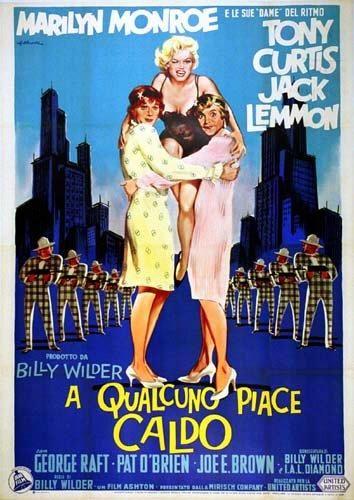 CERTAINS L'AIMENT CHAUD WILDER Billy - 1959...