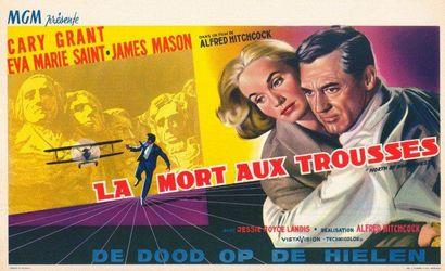 MORT AUX TROUSSES (la) HITCHCOCK Alfred -...