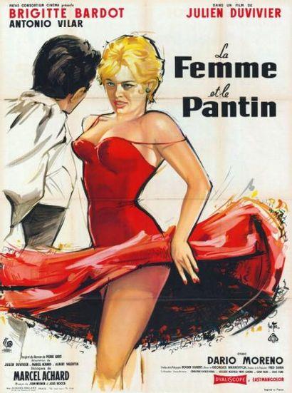 FEMME ET LE PANTIN (la) DUVIVIER Julien -...