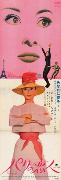 DROLE DE FRIMOUSSE DONEN Stanley - 1957 Affiche...