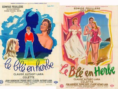 BLE EN HERBE (le) AUTANT-LARA Claude - 1956...