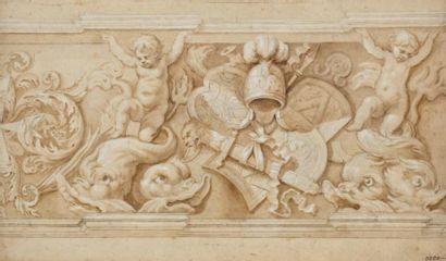 Attribué à Domenico PIOLA (1624-1703)