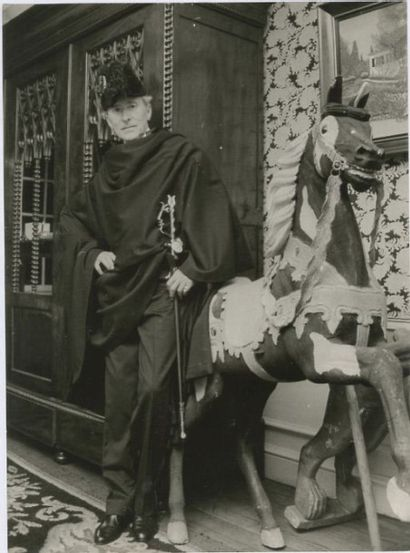 COCTEAU JEAN [MAISONS-LAFFITTE, 1889 - MILLY-LA-FORÊT, 1963]