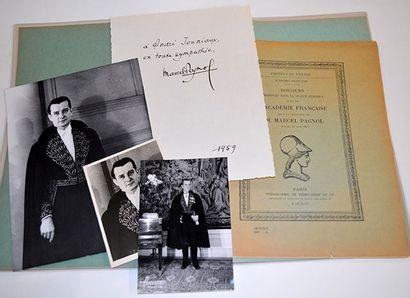 PAGNOL Marcel [Aubagne, 1895 - Paris, 1974]