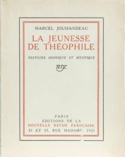 JOUHANDEAU Marcel