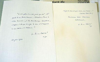CARRÉ Ambroise-Marie Robert