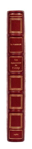 LES APPARITIONS DE TILLY: Aux dépens d'un...