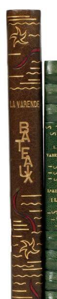 BATEAUX (contes inédits): Union Bibliophile...