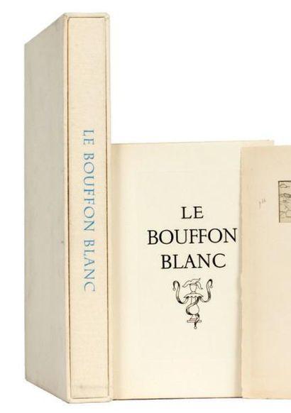 LE BOUFFON BLANC: Marcel Sautier Editeur...