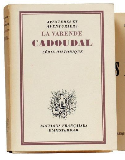 CADOUDAL: Edition française d'Amsterdam....
