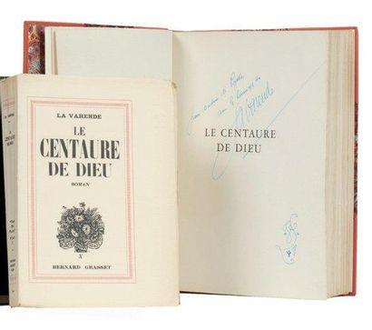 LE CENTAURE DE DIEUX: Editions d'art A.D...