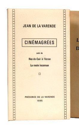 CINEMAGREES: Présence de La Varende Tilly...