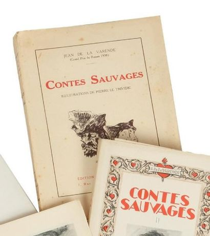 CONTES SAUVAGES I: Editions Henri Defontaine...