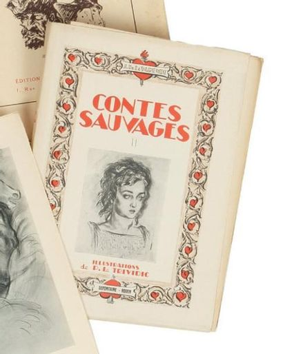 CONTES SAUVAGES II: Editions Henri Defontaine...