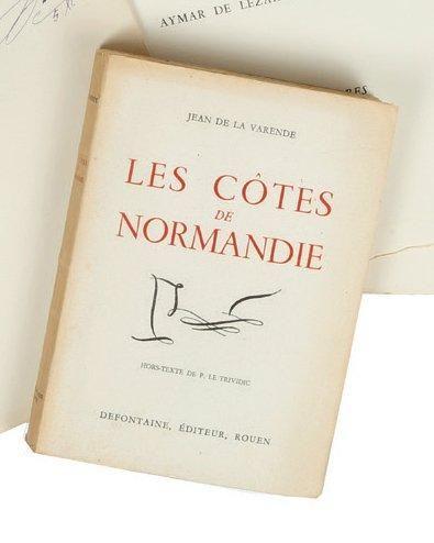 LES COTES DE NORMANDIE: Defontaine Editeur...