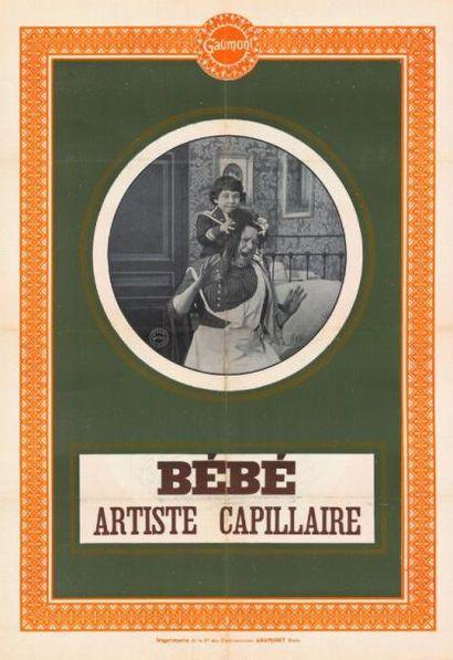 BEBE ARTISTE CAPILLAIRE Louis FEUILLADE -...