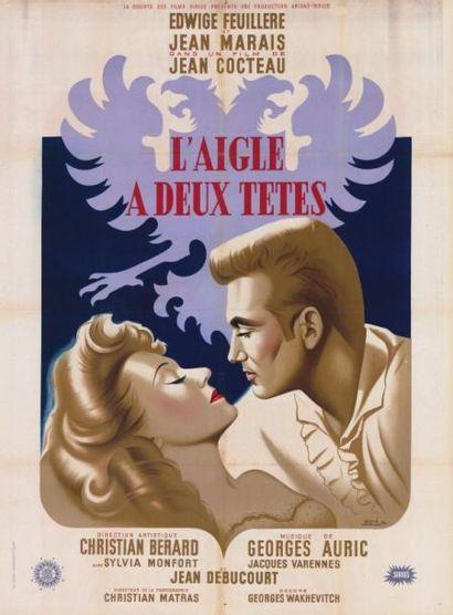 AIGLE A DEUX TETES (l') Jean COCTEAU - 1947...