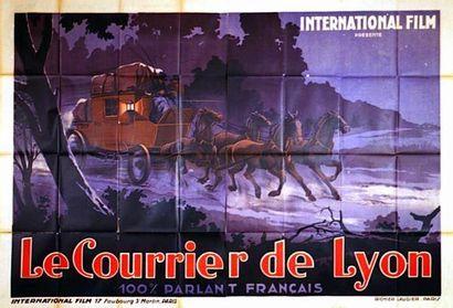 COURRIER DE LYON (le) Arthur MAUDE - 1931...