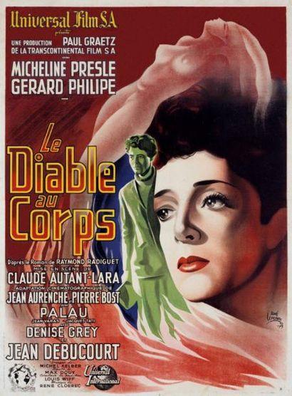 DIABLE AU CORPS (le) Claude AUTANT-LARA -...