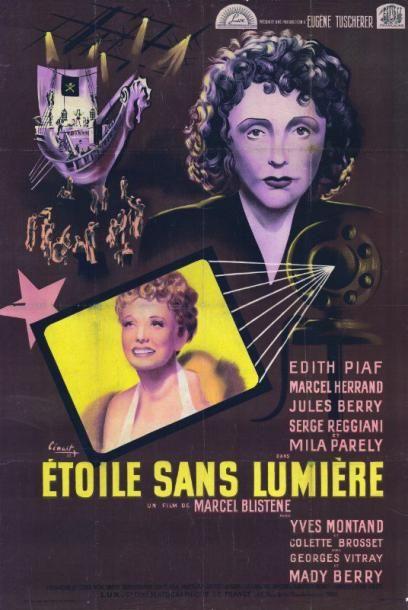 ETOILE SANS LUMIERE Marcel BLISTENE - 1945...