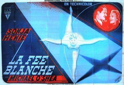 FEE BLANCHE (la) William A. SEITER - 1945...
