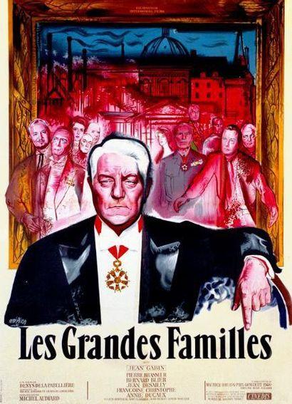 GRANDES FAMILLES (les) Denys de LA PATELLIERE...