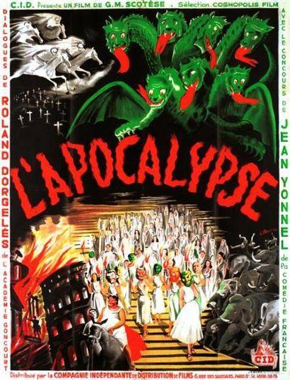 APOCALYPSE (l') Giuseppe Maria SCOTESE 1946...
