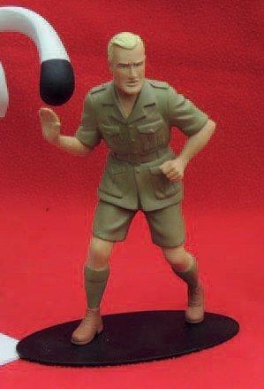 Figurine «Blake» par Leblon Delienne. Résine...