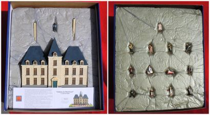 Figurine «Le Château de Moulinsart». Réf....