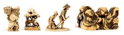 JAPON-Epoque MEIJI (1868-1912)