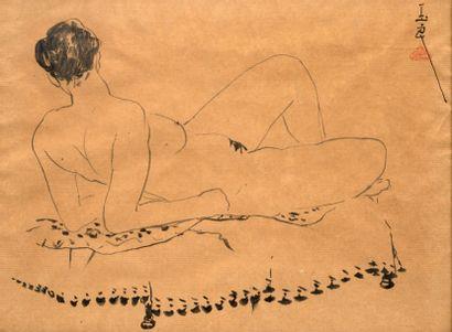 Pan Yuliang (1875-1977)