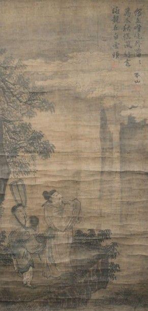 CHINE-Epoque MING (1368-1644)