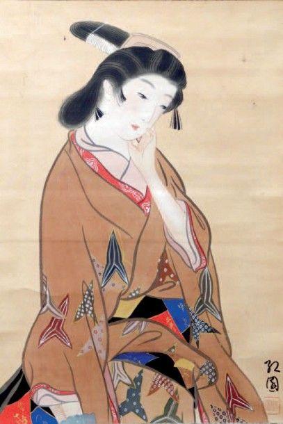JAPON-XIXe siècle
