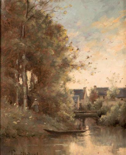 Paul Désiré TROUILLEBERT (1829-1900)