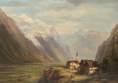 Justin Ouvrié (1806-1879)
