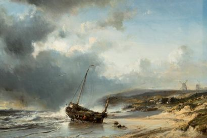 Eugène ISABEY (1803-1886)