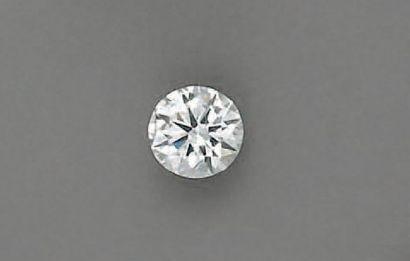 BAGUE diamant brillanté (2,01 cts)