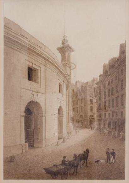 Ecole Française fin XIXe siècle