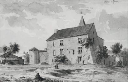 Baron Jules De VERNEILH-PUYRASEAU (1823-1899)