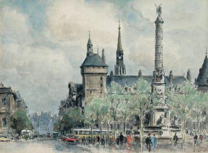 Joseph Marie LE TOURNIER (1892-1972)