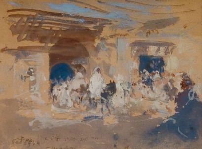 Fernand MAILLAUD (1862-1948)