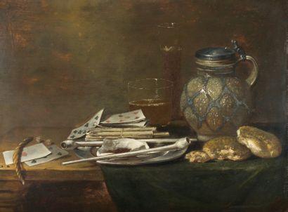 Jan FRIS (Amsterdam vers 1627 - 1672)