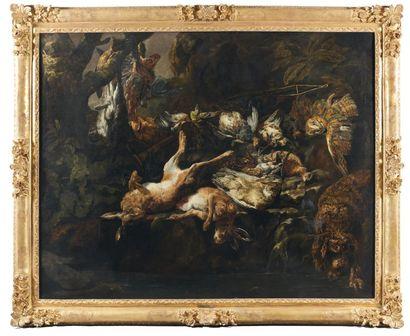 Pieter BOEL (Anvers 1622 - Paris 1674)