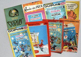 Dupuis (Éditions).