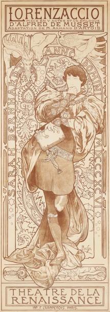 ALPHONSE MARIA MUCHA (1860-1939)