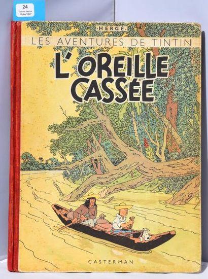 «L'Oreille Cassée». Edition originale couleurs....