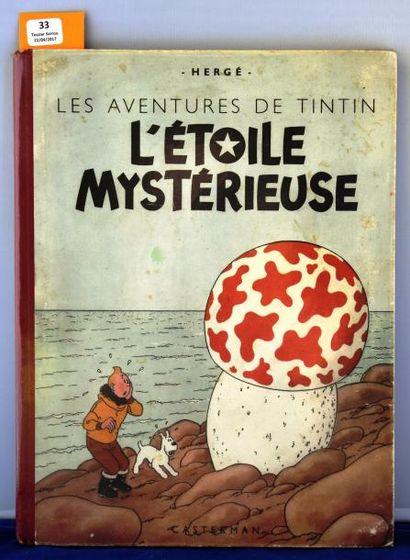 «L'Etoile Mystérieuse». Edition originale....